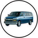 Eagle Adventure Tours Minivan 1