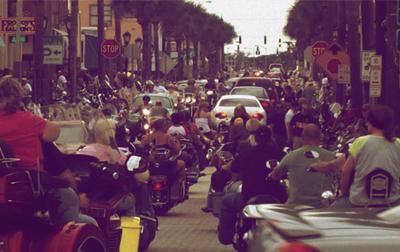 Daytona Bike Week 2017: Harley Tour USA