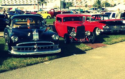 Muscle-Car Tour USA: Turkey Run Daytona Beach 2014