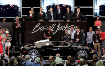 Barrett-Jackson® Classic Car Auction Scottsdale 2018