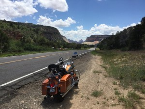 Eagle Adventure Tours - Harley Tour West Coast USA RT (35)