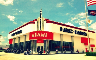 Harley Tour USA: Sunshine States Special