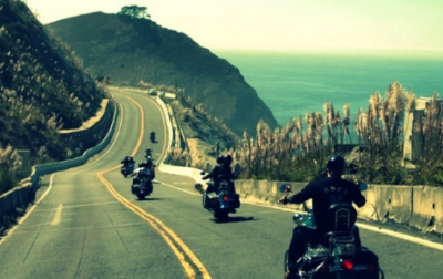 Harley Tour USA: California Dreamin