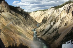 Eagle Adventure Tours - USA Reise Rocky Mountains Yellowstone National Park (28)
