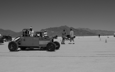 Bonneville World of Speed Muscle-Car Tour USA