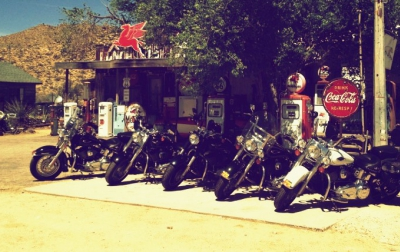 Harley Tour USA: Route 66 - from Chicago to L.A.