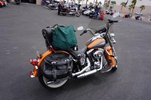Motorrad Reise USA